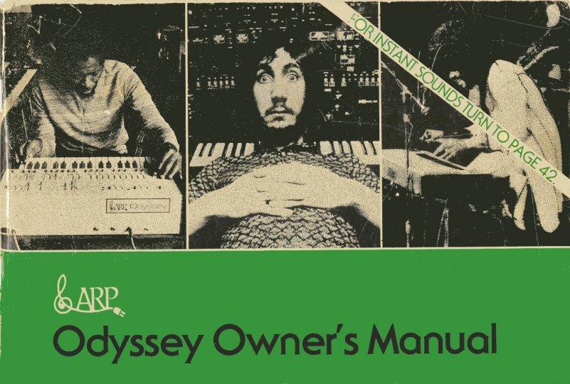synthfool docs arp odyssey arp odyssey usermanual rh synthfool com ARP Odyssey Clone ARP Odyssey Module Soft Case
