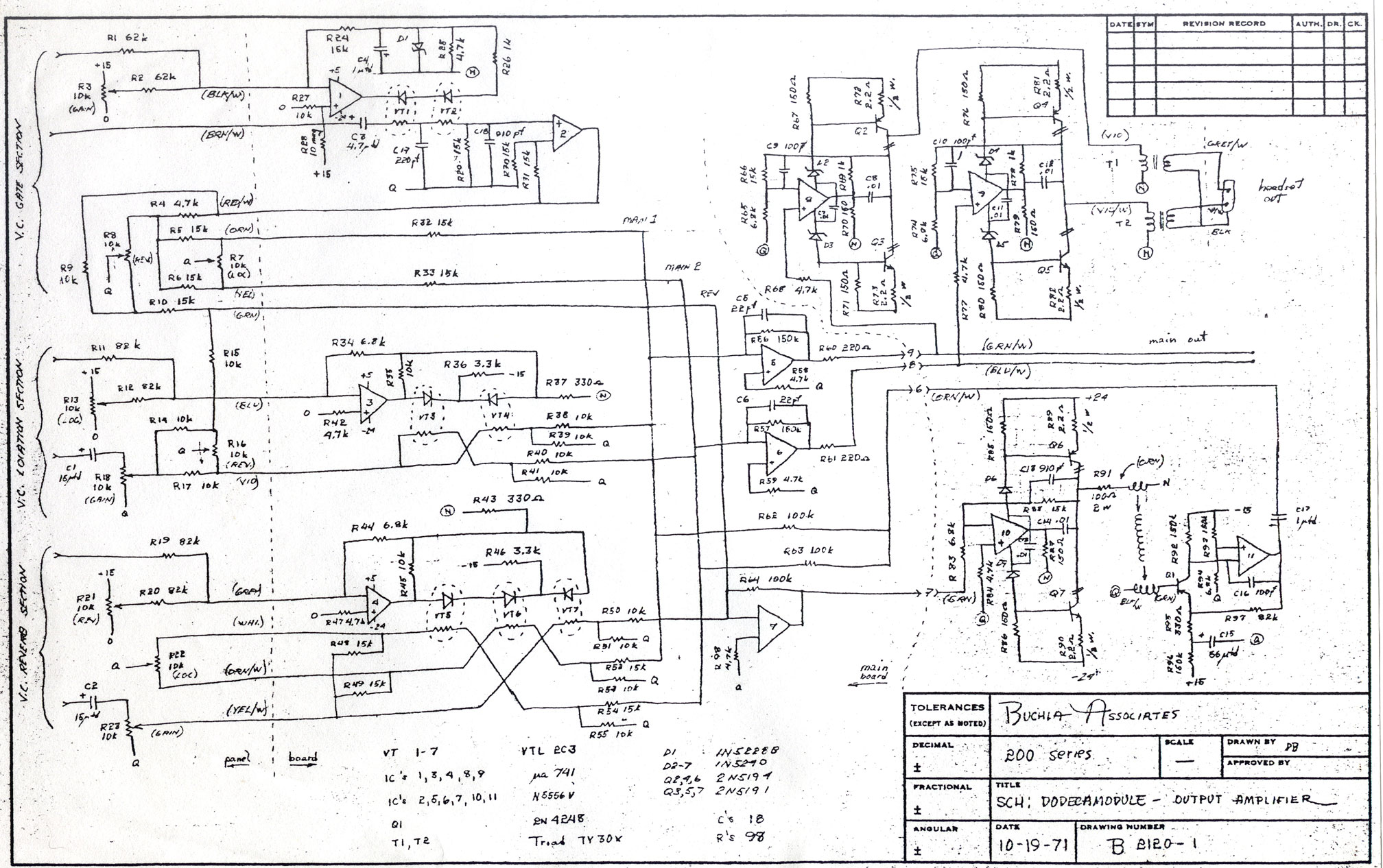 Full Text Of Synth Diy Mailing List Winking Leds Schematics Wiring Diagram Circuits Schema Electronic