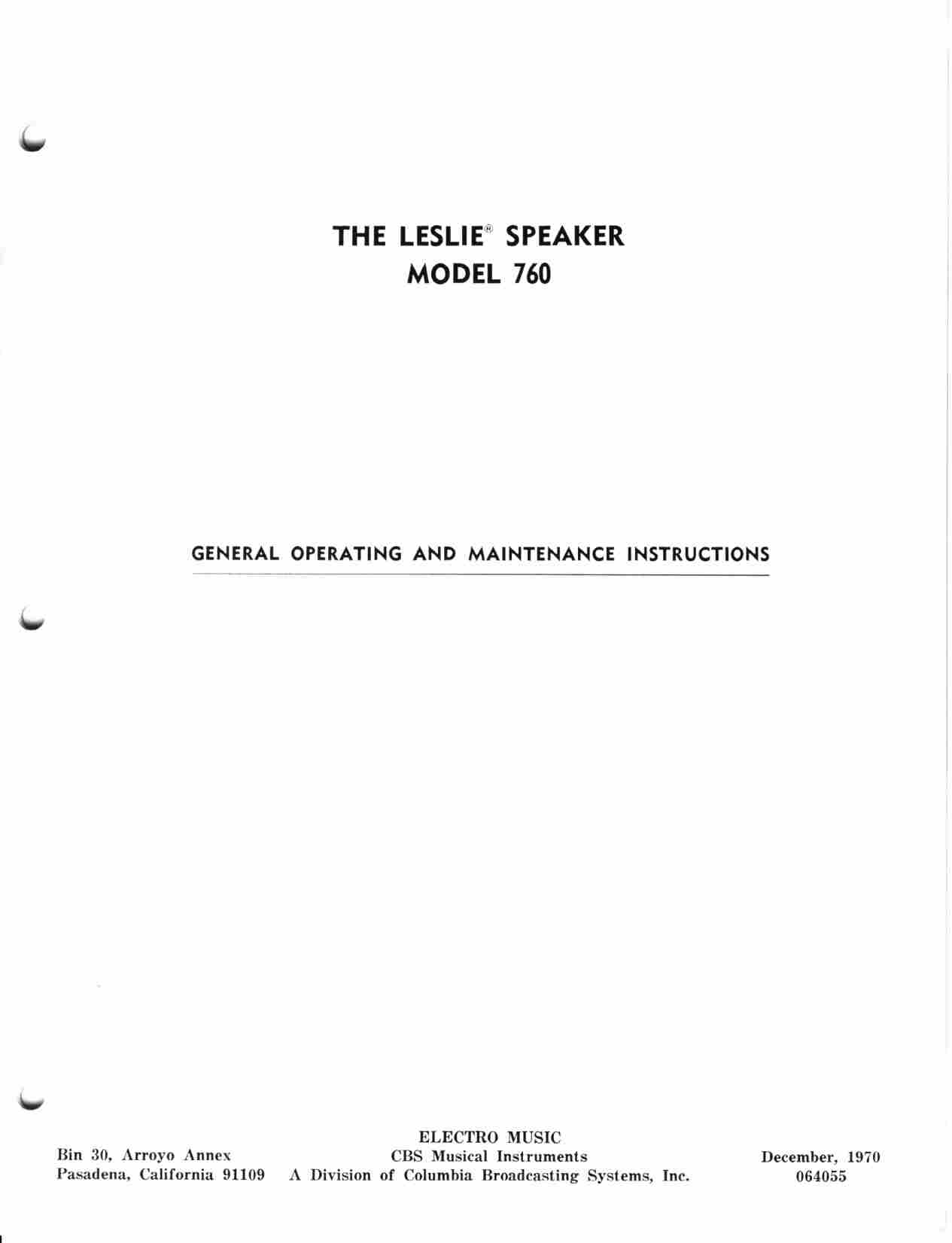 synthfool docs leslie leslie 760 user and service manual rh synthfool com proposal submission service user manual cat th63 service user manual