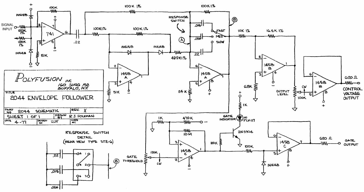 Muff Wiggler View Topic 5u Envelope Follower Function Generator Circuit Diagram Pictures