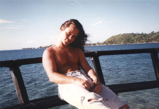 Kevin Bora Bora, November 1996